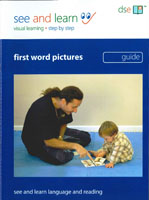 See and Learn First Word Pictures cover