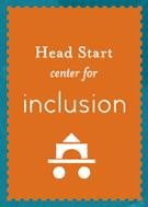 Head Start Center for Inclusion logo