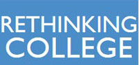 Rethinking College logo