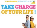 Take Charge of Your Life_ logo