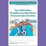 Your Child with a Disability Can Take Part in Extracurricular Activities