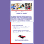 Educational Advocates: A Guide for Parents