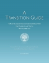 A Transition Guide to Postsecondary Education and Employment for Students and Youth with Disabilities cover