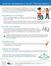 Assistive Technology and the IEP - Tips for Parents cover