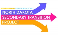 North Dakota Secondary Transition Project logo