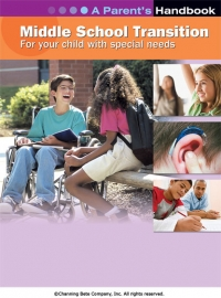 Middle School Transition - For Your Child With Special Needs cover